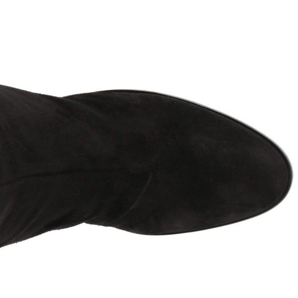 ヴィンス Vince レディース ブーツ シューズ・靴 Casper Black Coco Sport Suede