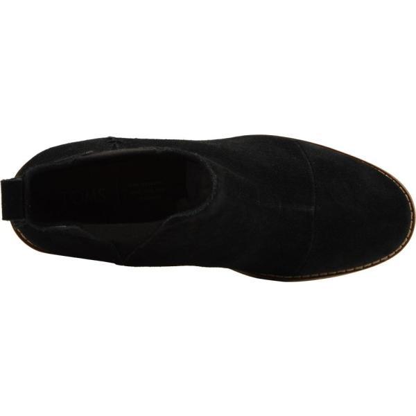トムス TOMS レディース ブーツ シューズ・靴 Esme Black Suede|fermart2-store|03