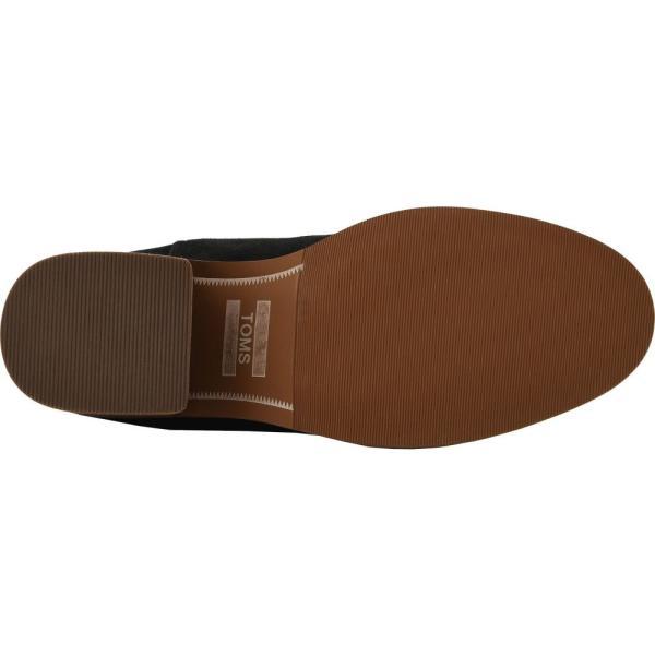 トムス TOMS レディース ブーツ シューズ・靴 Esme Black Suede|fermart2-store|04