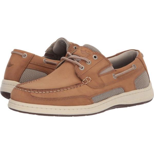 ドッカーズ Dockers メンズ デッキシューズ シューズ・靴 Beacon Tan