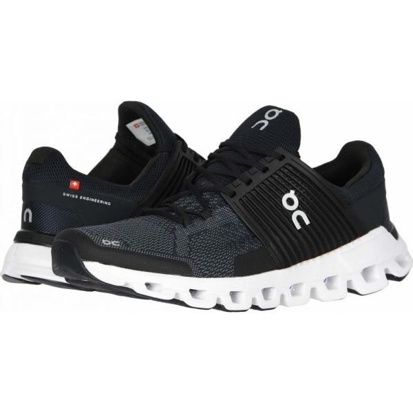 オン On メンズ ランニング・ウォーキング シューズ・靴 Cloudswift Black/Rock
