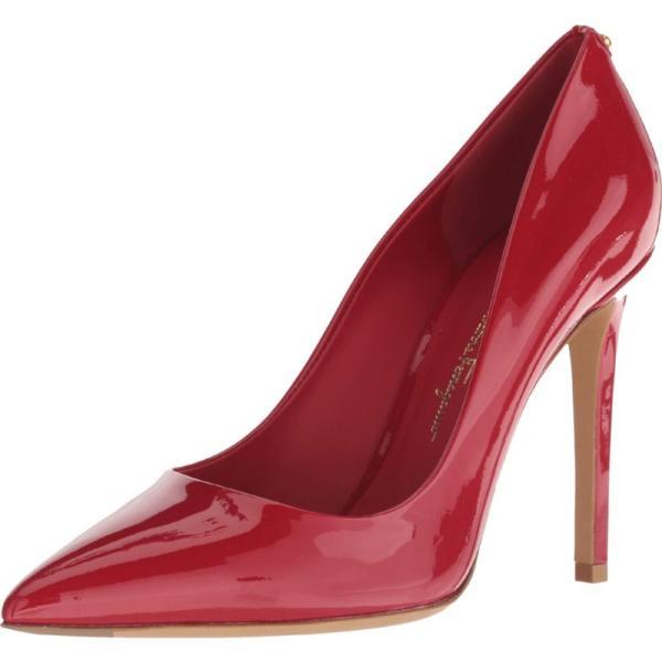 サルヴァトーレ フェラガモ Salvatore Ferragamo レディース ヒール シューズ・靴 Alba X5 Lipstick Patent