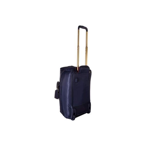 リップオールトパリ Lipault Paris レディース スーツケース・キャリーバッグ バッグ Plume Avenue Wheeled Duffel Bag Night Blue