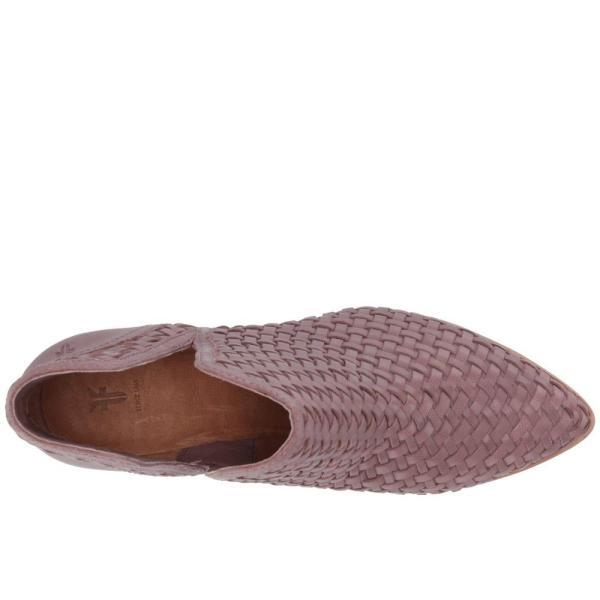 フライ Frye レディース ブーツ シューズ・靴 Reed Cut Out Woven Bootie Lilac