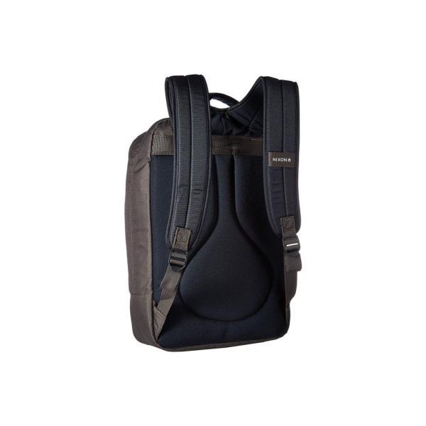 ニクソン Nixon メンズ バックパック・リュック バッグ Del Mar Backpack II Black/Dark Olive/Volt