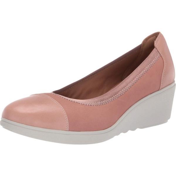 クラークス Clarks レディース ヒール シューズ・靴 Un Tallara Liz Rose Nubuck/Leather Combi