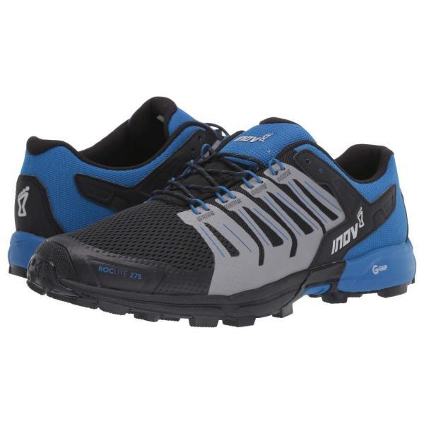 イノヴェイト inov-8 メンズ スニーカー シューズ・靴 RocLite(TM) 275 Black/Blue|fermart2-store