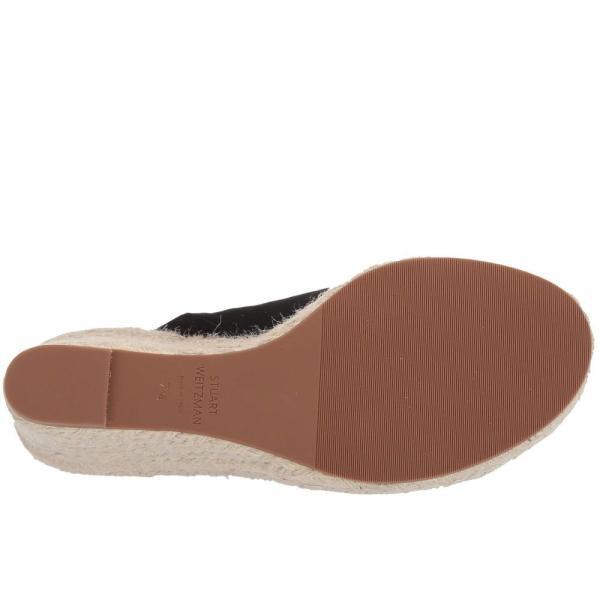 スチュアート ワイツマン Stuart Weitzman レディース サンダル・ミュール シューズ・靴 Marabella Black Suede