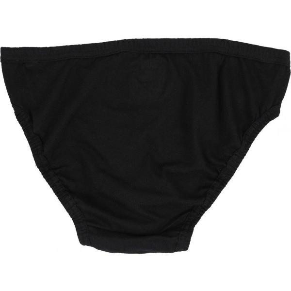 ジョッキー Jockey メンズ インナー・下着 Elance Bikini - 3 Pack Black fermart2-store 02