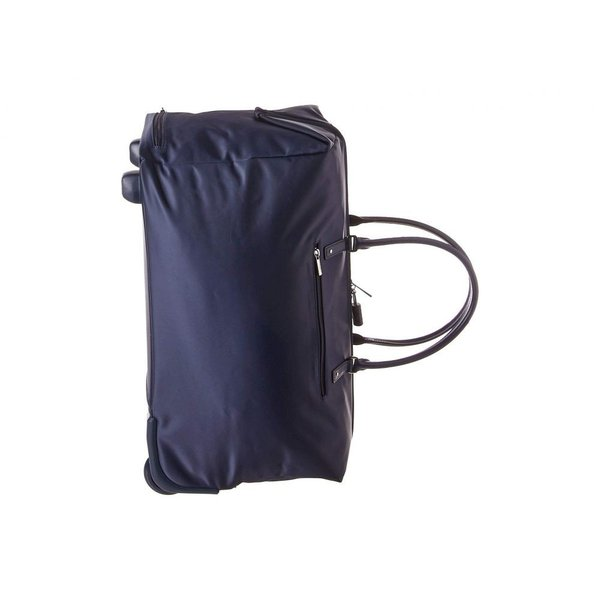リップオールトパリ Lipault Paris レディース スーツケース・キャリーバッグ バッグ Lady Plume Wheeled Weekend Bag 2.0 Navy