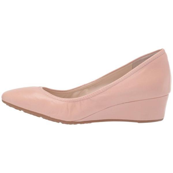コールハーン Cole Haan レディース ヒール シューズ・靴 40 mm G.OS Sadie Wedge Mahogany Rose Leather