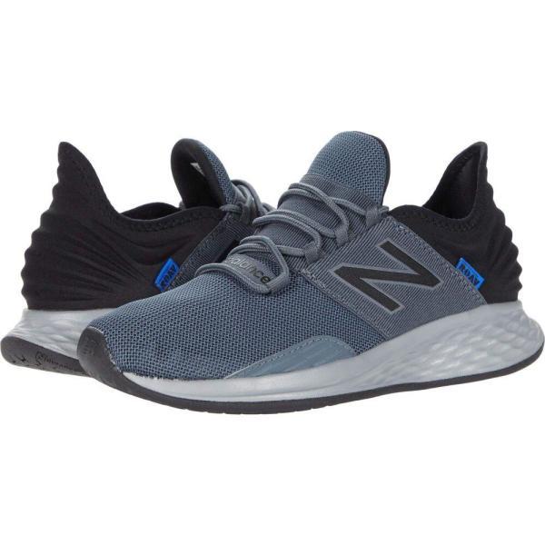 ニューバランス New Balance メンズ ランニング・ウォーキング シューズ・靴 Fresh Foam Roav Lead/Black/Cobalt