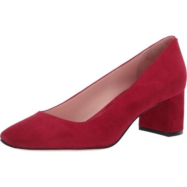 ケイト スペード Kate Spade New York レディース パンプス シューズ・靴 Kylah Block Heel Pump Ruby Suede