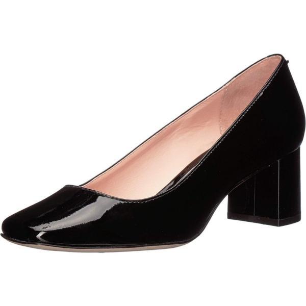 ケイト スペード Kate Spade New York レディース パンプス シューズ・靴 Kylah Block Heel Pump Black Patent