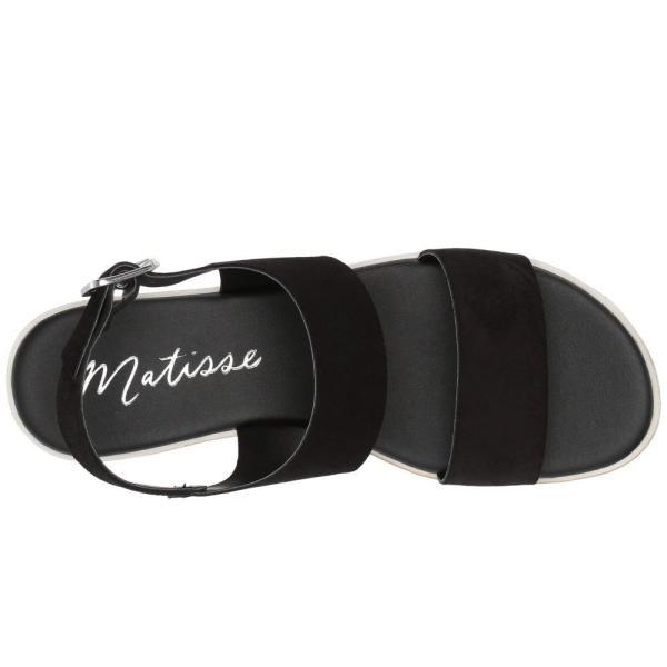 マチス Matisse レディース サンダル・ミュール シューズ・靴 Geo Platform Sandal Black