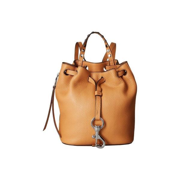 レベッカ ミンコフ Rebecca Minkoff レディース バックパック・リュック バッグ Blythe Small Backpack Honey