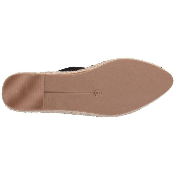 42 ゴールド 42 GOLD レディース ローファー・オックスフォード シューズ・靴 Bermuda Black Suede