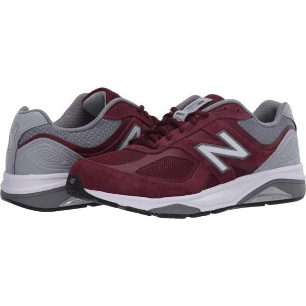 ニューバランス New Balance メンズ ランニング・ウォーキング シューズ・靴 1540v3 Burgundy/Grey