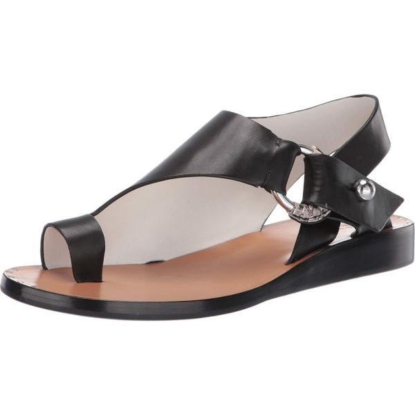 ラグ&ボーン rag & bone レディース サンダル・ミュール シューズ・靴 Arc Flat Sandal Black