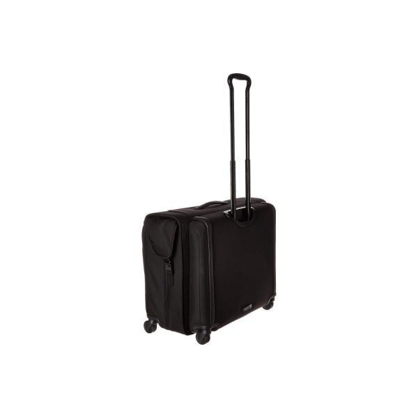 トゥミ Tumi レディース スーツケース・キャリーバッグ バッグ Alpha 3 Medium Trip 4 Wheeled Garment Bag Black