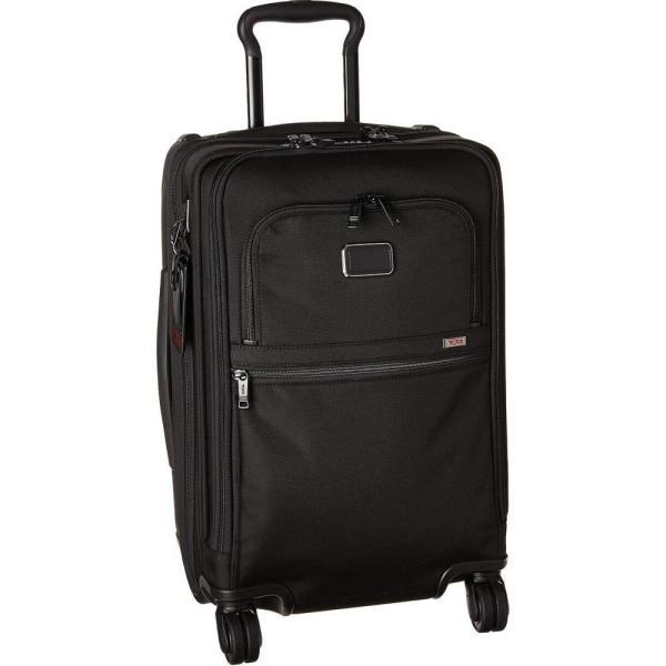 トゥミ Tumi レディース スーツケース・キャリーバッグ バッグ Alpha 3 International Office 4 Wheeled Carry-On Black