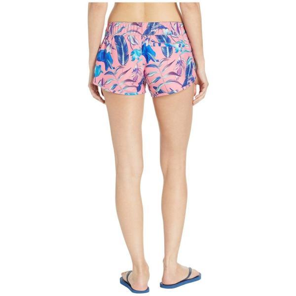 ハーレー Hurley レディース ボトムのみ 水着・ビーチウェア Supersuede Floral Board Shorts Pink Gaze|fermart2-store|03