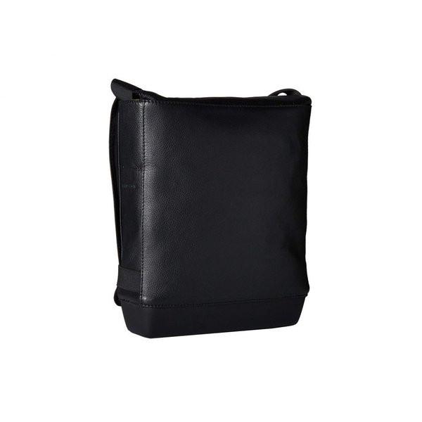 モレスキン Moleskine レディース バッグ Classic Leather Reporter Bag Black