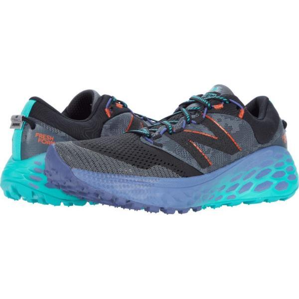 ニューバランス New Balance レディース ランニング・ウォーキング シューズ・靴 Fresh Foam More Trail v1 Lead/Magnetic Blue