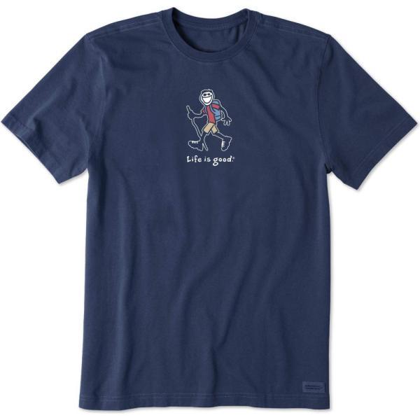 ライフイズグッド Life is Good メンズ Tシャツ 2点セット トップス Hiking 2-Pack Tee Multi|fermart2-store|03