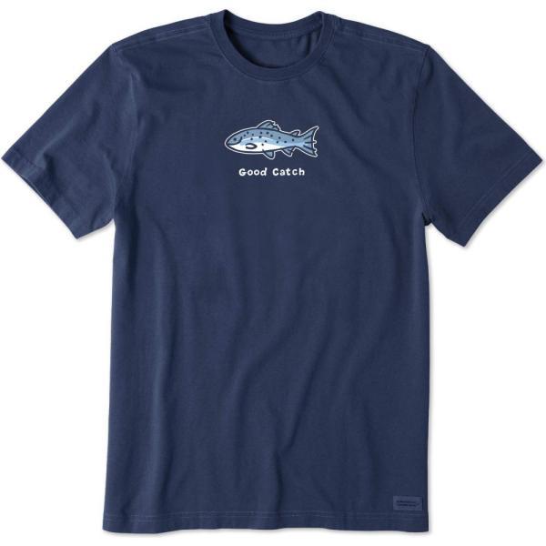 ライフイズグッド Life is Good メンズ Tシャツ 2点セット トップス Catch 2-Pack Tee Multi|fermart2-store|02