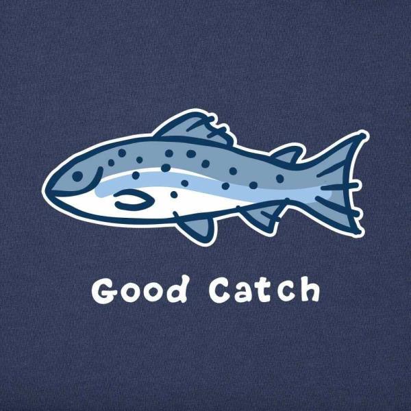 ライフイズグッド Life is Good メンズ Tシャツ 2点セット トップス Catch 2-Pack Tee Multi|fermart2-store|03
