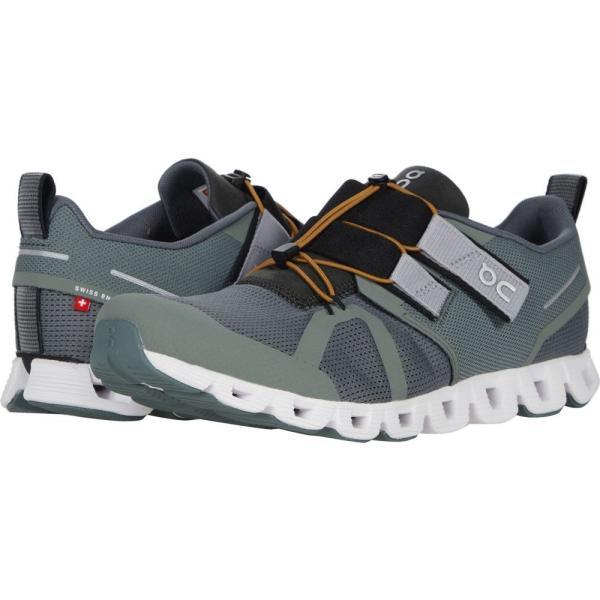 オン On メンズ ランニング・ウォーキング シューズ・靴 Cloud Nexus Forest/Black