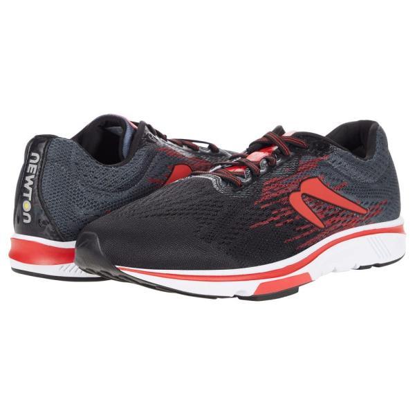 ニュートンランニング Newton Running メンズ ランニング・ウォーキング シューズ・靴 Motion 10 Black/Red