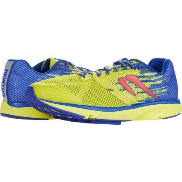 ニュートンランニング Newton Running メンズ ランニング・ウォーキング シューズ・靴 Distance S 10 Yellow/Royal Blue