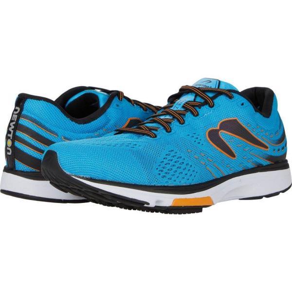ニュートンランニング Newton Running メンズ ランニング・ウォーキング シューズ・靴 Fate 7 Blue/Orange