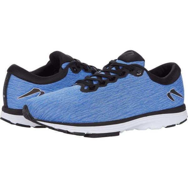 ニュートンランニング Newton Running レディース ランニング・ウォーキング シューズ・靴 Fusion Special Edition Blue/White