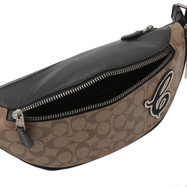 【即納】コーチ Coach メンズ ボディバッグ・ウエストポーチ バッグ Belt Bag QBTAL シグネチャー  ベルトバッグ F83282|fermart2-store|03