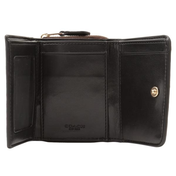 【即納】コーチ Coach レディース 財布 WALLET IMAA8 3つ折り ラウンドファスナー シグネチャー F41302|fermart2-store|03