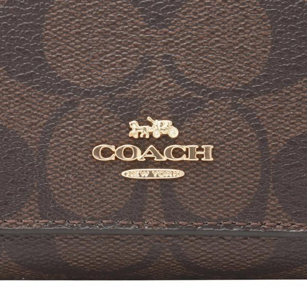 【即納】コーチ Coach レディース 財布 WALLET IMAA8 3つ折り ラウンドファスナー シグネチャー F41302|fermart2-store|06