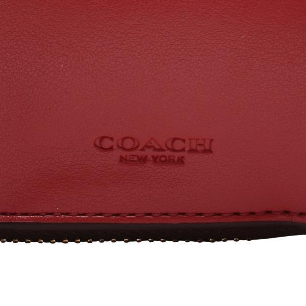 【即納】コーチ Coach レディース 財布 WALLET IML72 3つ折り ラウンドファスナー シグネチャー F41302|fermart2-store|07