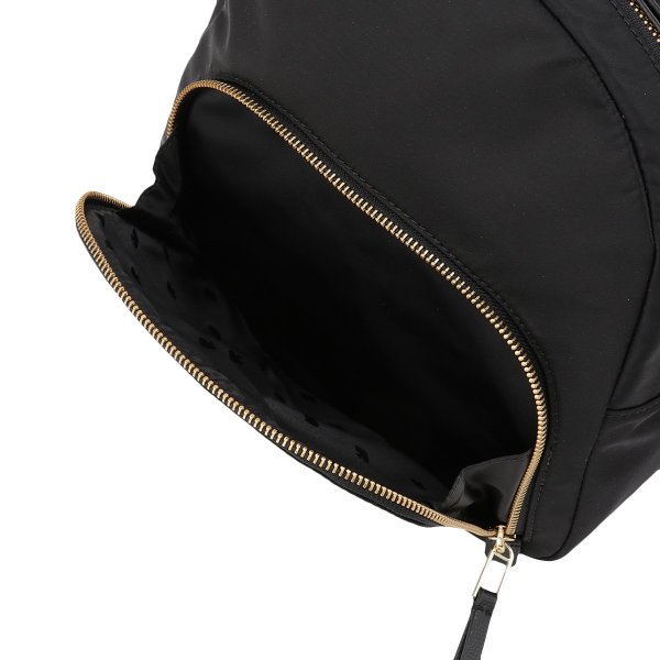 【即納】ケイト スペード Kate spade レディース バックパック・リュック バッグ Dawn Medium Backpack BLACK ロゴ スペード柄裏地 fermart2-store 04