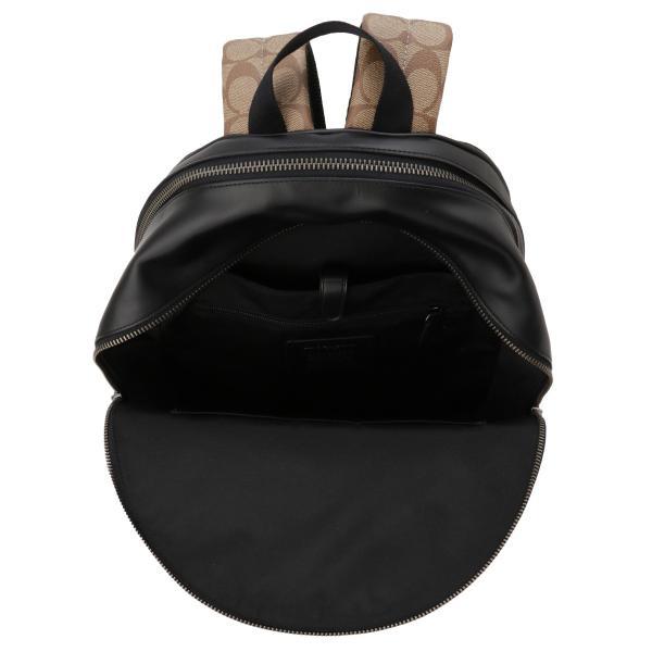 【即納】コーチ Coach ユニセックス バックパック・リュック バッグ Leather Backpack QBTAL シグネチャー F83287|fermart2-store|03