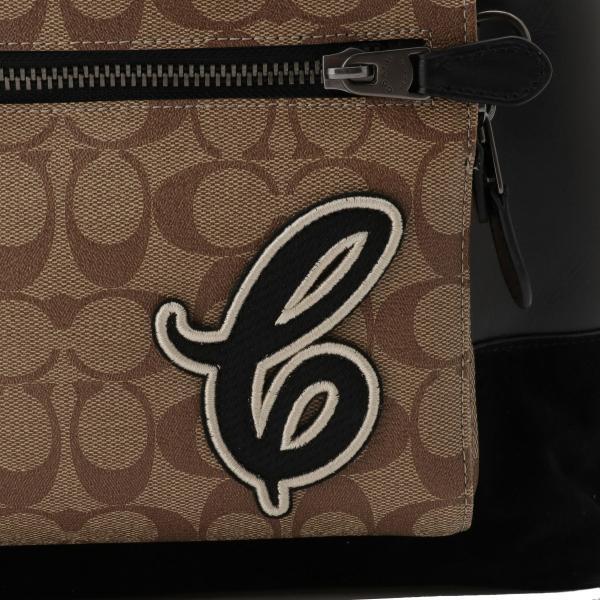 【即納】コーチ Coach ユニセックス バックパック・リュック バッグ Leather Backpack QBTAL シグネチャー F83287|fermart2-store|05