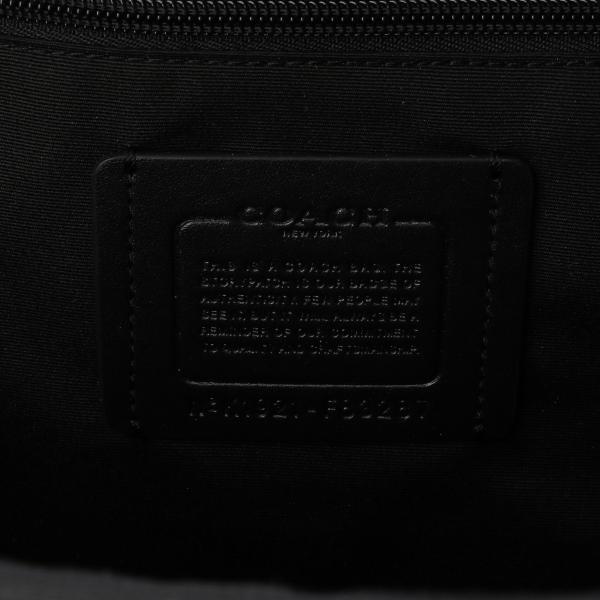 【即納】コーチ Coach ユニセックス バックパック・リュック バッグ Leather Backpack QBTAL シグネチャー F83287|fermart2-store|06