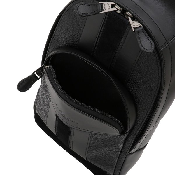 【即納】コーチ Coach メンズ ショルダーバッグ バッグ Leather Bag QBBK ヒューストン ベースボールステッチ F49333|fermart2-store|04