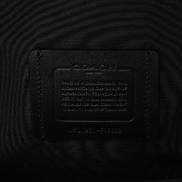 【即納】コーチ Coach メンズ ショルダーバッグ バッグ Leather Bag QBBK ヒューストン ベースボールステッチ F49333|fermart2-store|06