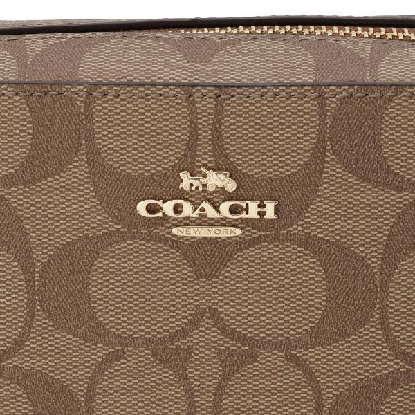 【即納】コーチ Coach レディース ショルダーバッグ バッグ Mini Camera Bag IME74 カメラバッグ シグネチャー 91677|fermart2-store|06
