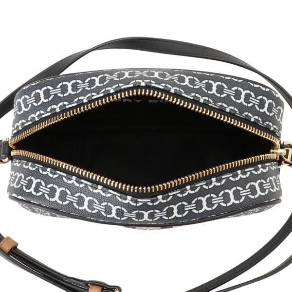 【即納】トリー バーチ Tory Burch レディース ショルダーバッグ バッグ Gemini Link Canvas Mini Bag 57743 Black キャンバス fermart2-store 04
