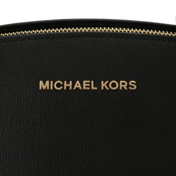 【即納】マイケル コース Michael Kors レディース ショルダーバッグ バッグ ELLIS LG SATCHEL 35h7ge0s3l BLACK 2way ハンドバッグ クロスボディ|fermart2-store|04