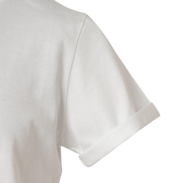 【即納】イヴ サンローラン Saint Laurent メンズ Tシャツ トップス Crew Neck Logo Tee 464572 WHITE クルーネック ロゴプリント|fermart2-store|05